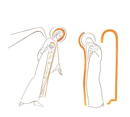Anunciação do Anjo Gabriel a Maria