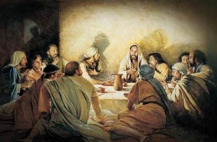 Última Ceia de Jesus Cristo