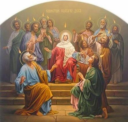 Pentecostes - Nascimento da Igreja - Copy - Copy