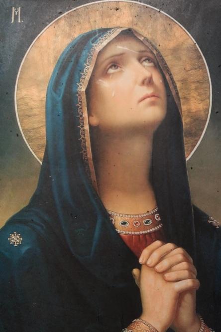 Nossa Senhora das Dores ou das Lágrimas