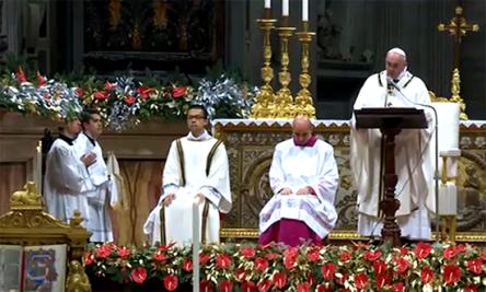 papa-francisco-missa-do-galo-vespera-de-natal-vaticano-igreja-catolica