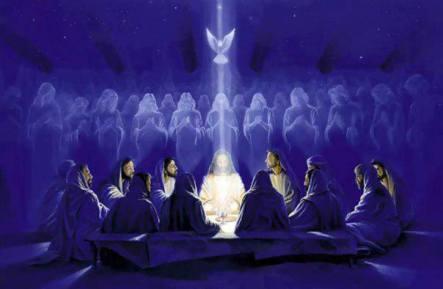 jesus e seus apostolos2