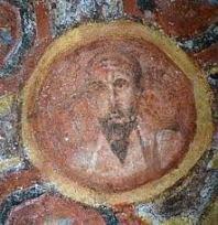 Pintura mais antiga do rosto de Paulo, encontrada nas catacumbas romanas