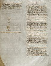 CodeAlexandrinusFolio76rExplActs