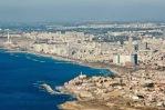 Vista aérea de Jafa (antiga Jope)