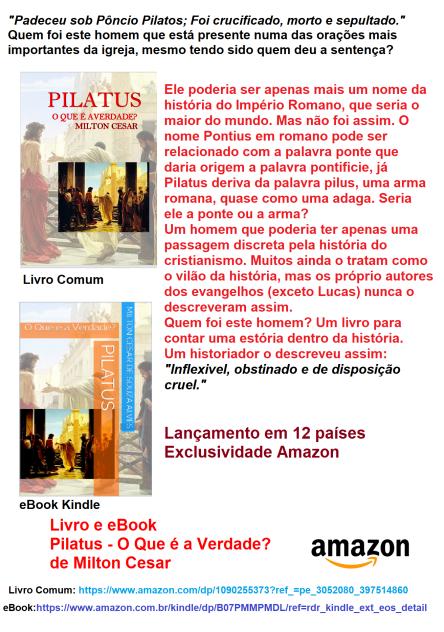 anuncio do livro