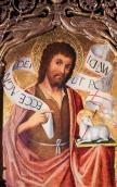 Saint John the Baptist - Agnus Dei